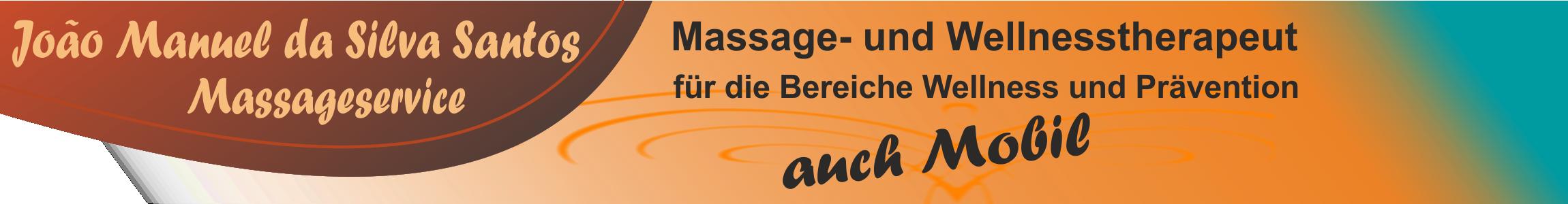 Massageservice Santos Lauenburg, auch mobil